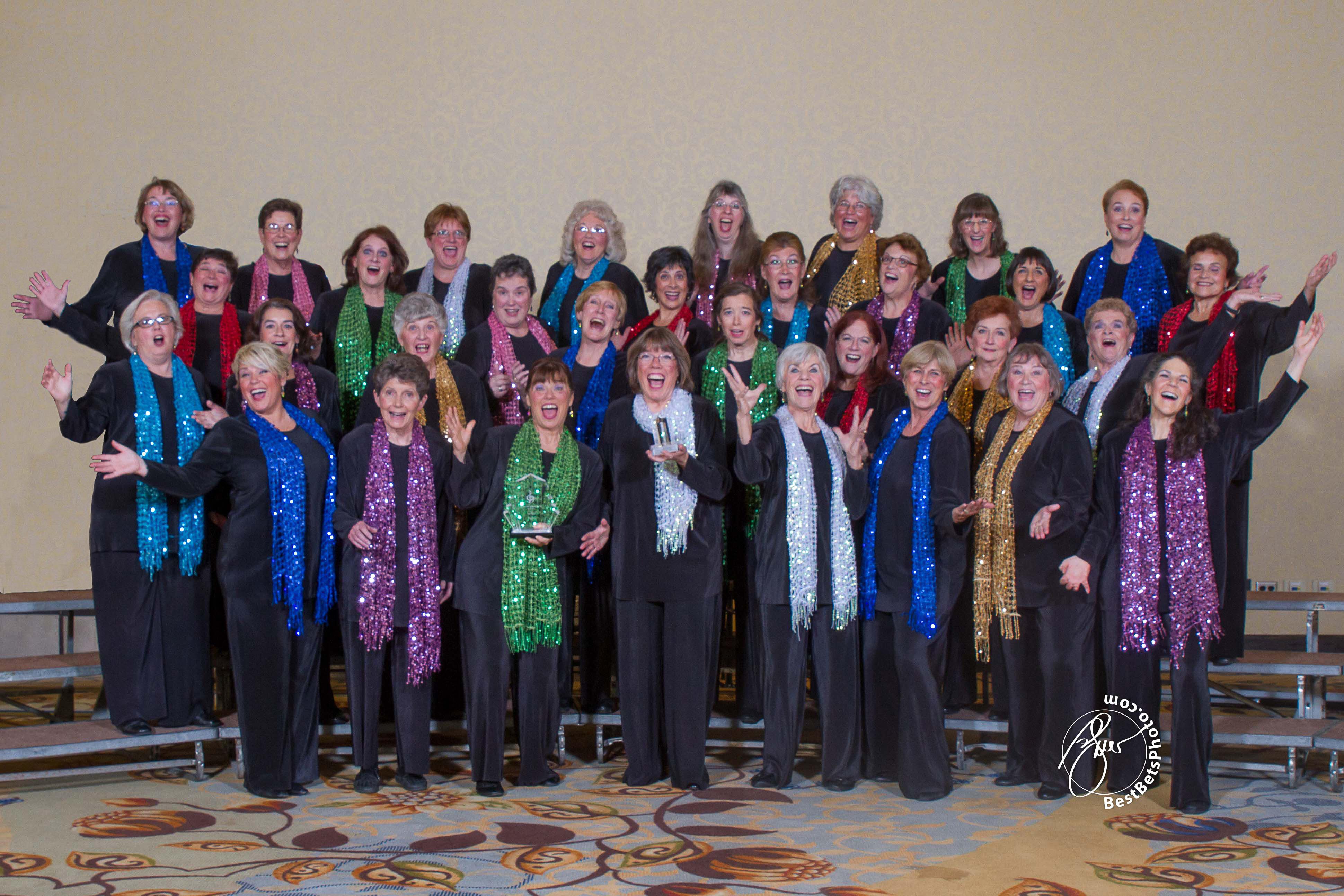 Pennsylvania Choral Harmony Iccphotoshopped