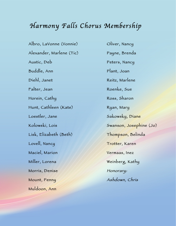 Microsoft Word - Harmony Falls Chorus Membership for web.docx