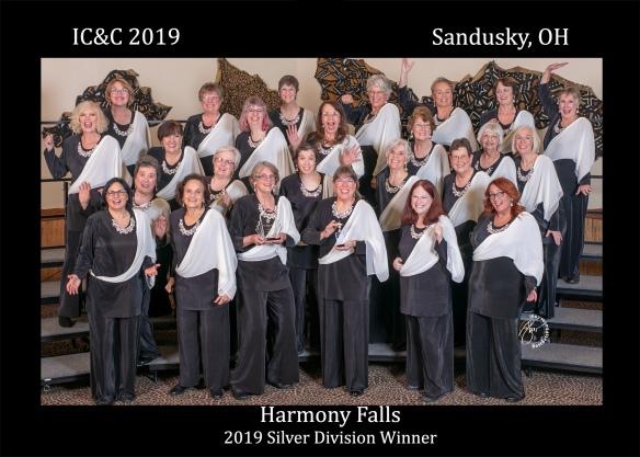Harmony Falls Win!
